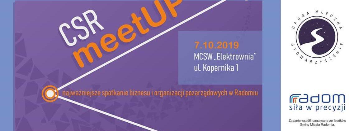 CSR meetup